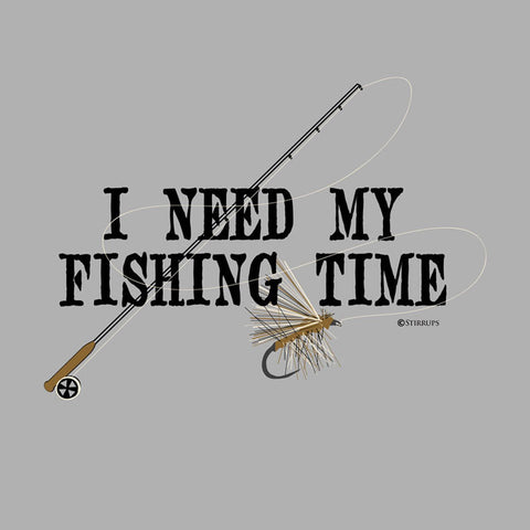 I Need My Fishing Time  EL-330