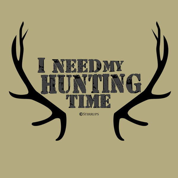 I Need My Hunting Time  EL- 331