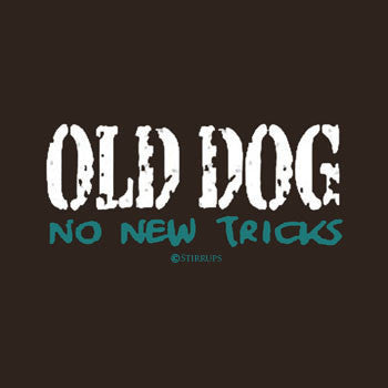 Old Dog, No New Tricks  EL-347
