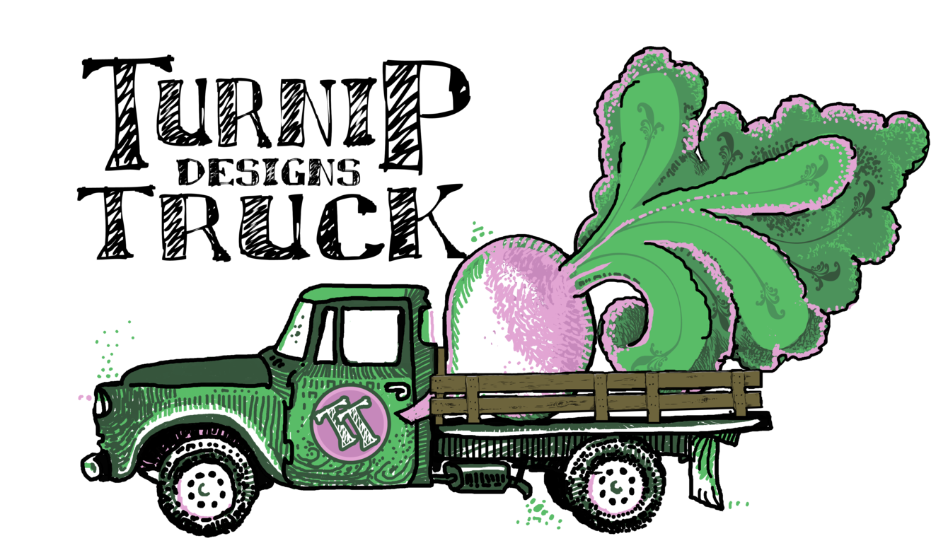 Turnip Truck Designs Online