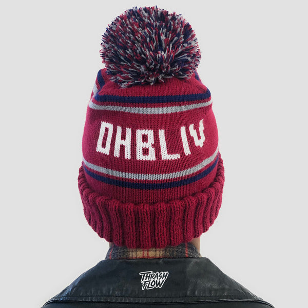 Ohbliv Beanie + Visions You Can Hear EP Digital Download