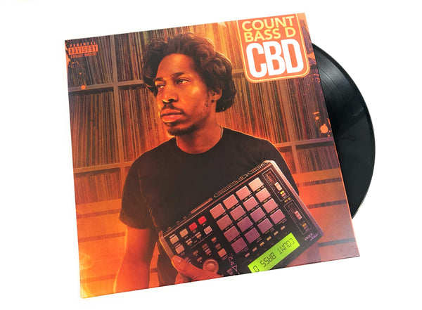 Count Bass D - CBD Vinyl LP