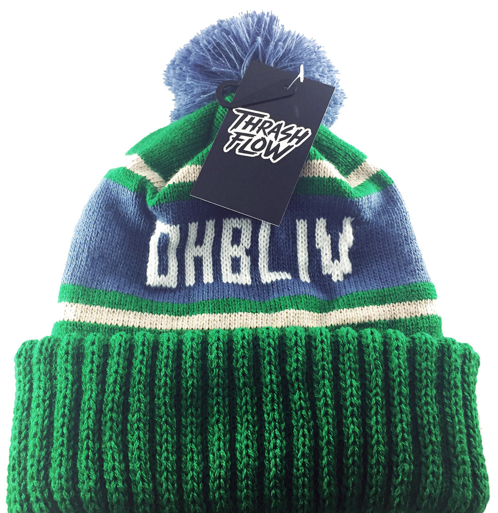 Ohbliv Beanie + Treat Yourself Digital Download