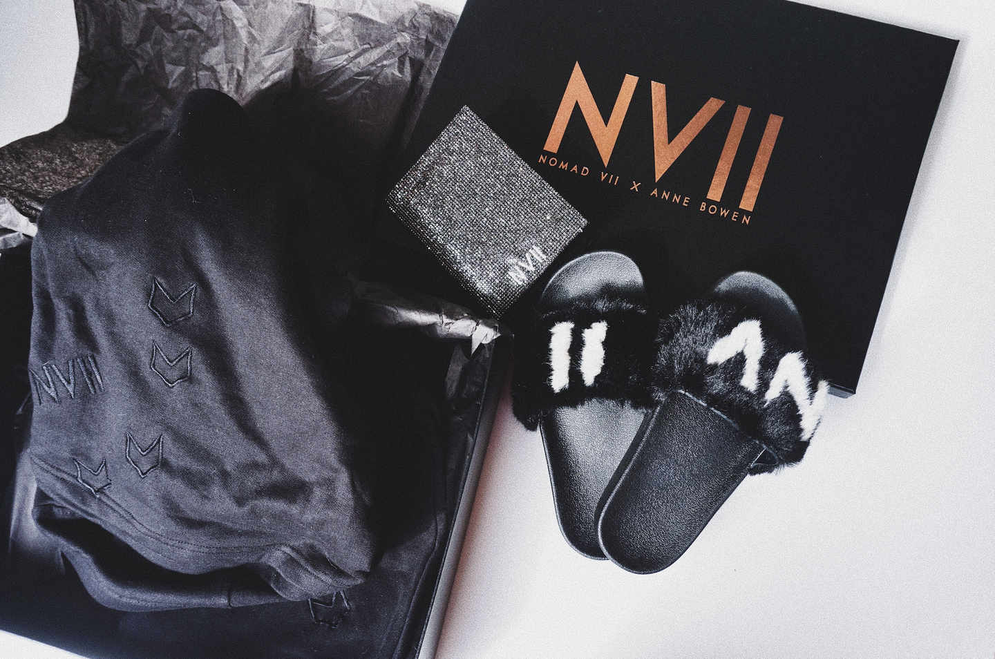 NVII TRAVEL SET BOX