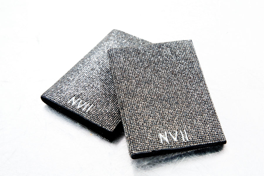 NOMAD VII - Crystal Passport Cover - NOMAD VII X ANNE BOWEN
