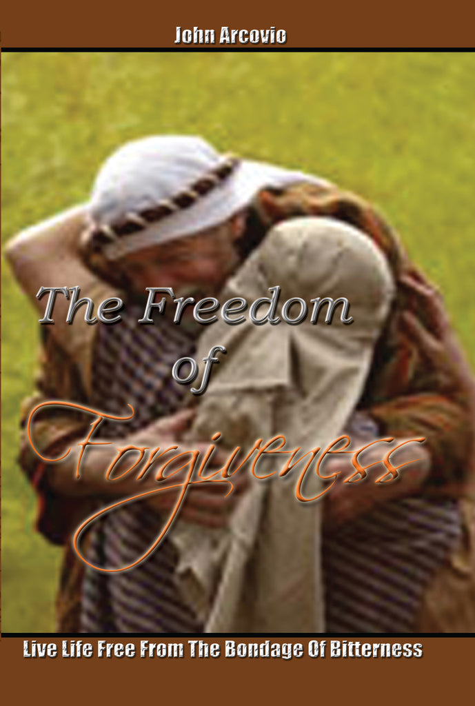 Freedom of Forgiveness Audio Package