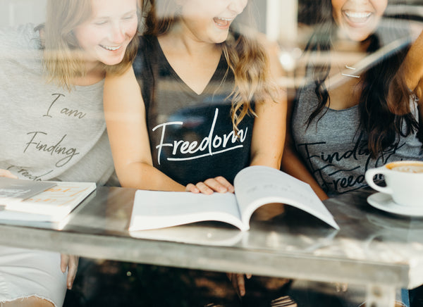 Freedom Ladies' Muscle Tank