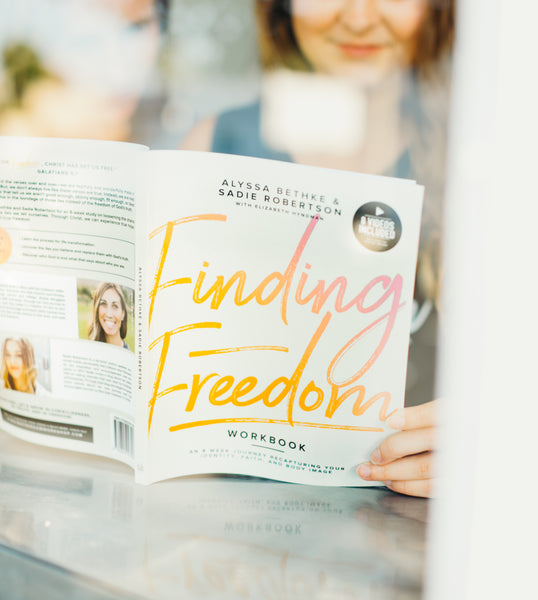 Finding Freedom Workshop + Findingbalance