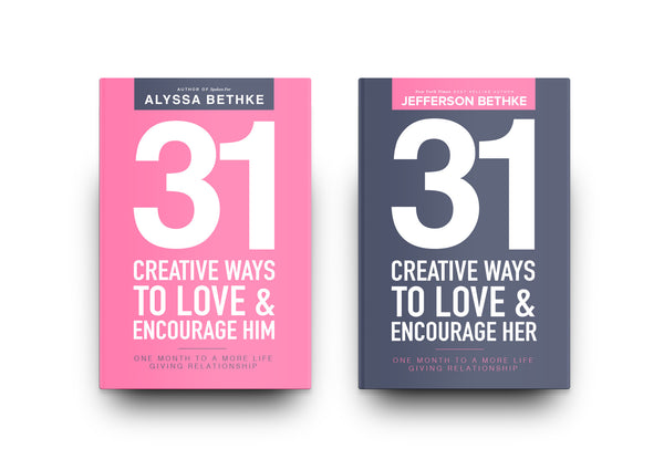 31 Creative Ways To Love And Encourage Him & Her (International)