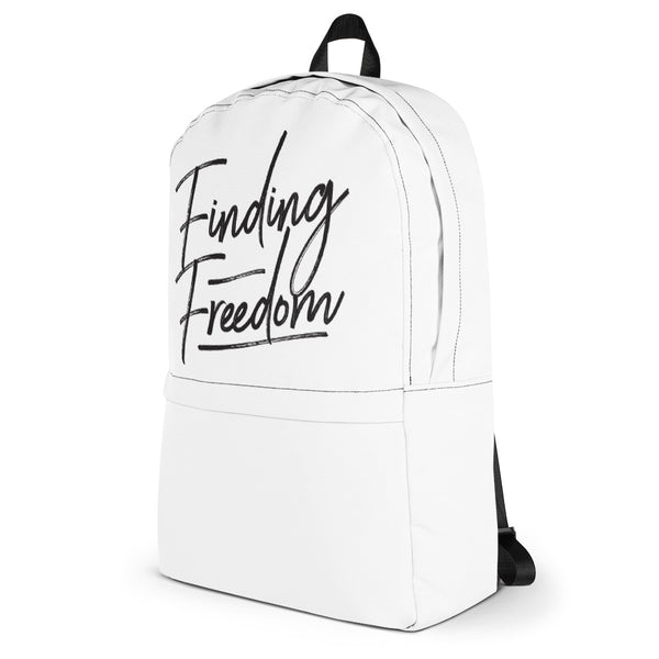 Finding Freedom Backpack