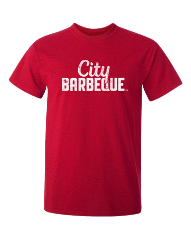 City Barbeque Logo Shirt