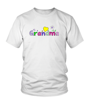 Tee Shirts For Grandparents
