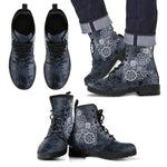 Express Steampunk Butterfly Boots (Men's) - Hello Moa