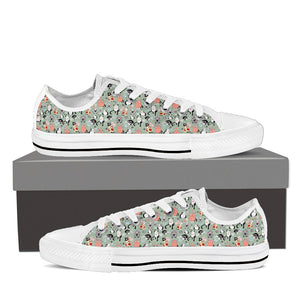Snugly Cat Low Tops (Women's) - Hello Moa