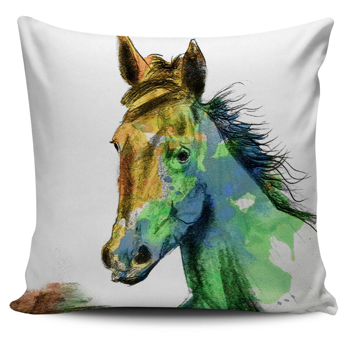 Horse Series I Pillow Covers - Hello Moa