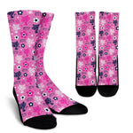 Pink Kitten Socks - Hello Moa