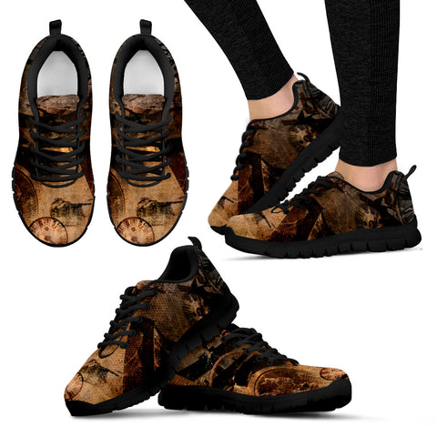 Image of Steampunk Art Sneakers