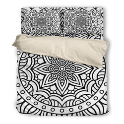 Mandala II Bed Set