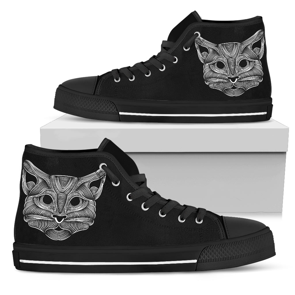 Cat Thread IV Canvas Shoes