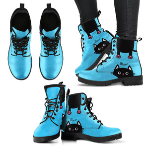Hanging Cat Boots (Women's) - Hello Moa