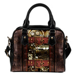 Steampunk VI Shoulder Handbag