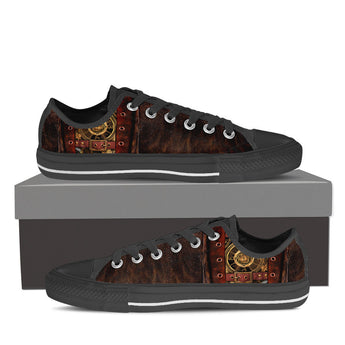 Women's Steampunk II Low Tops