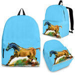 Running Horse Backpacks