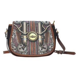 Steam Pipe Saddle Bag