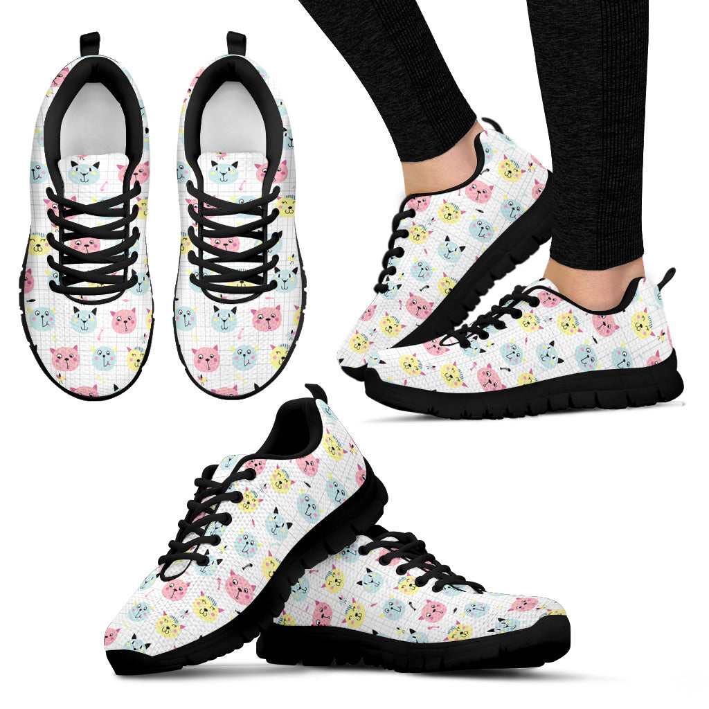 Cats & Birds Sneakers