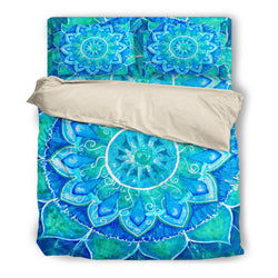 Mandala IV Bed Set