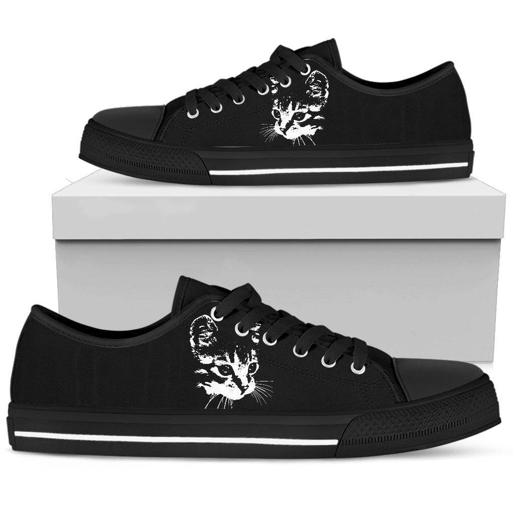 Express Black Cat Shoes (Women's) - Hello Moa