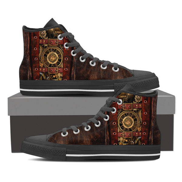 Steampunk II High Top