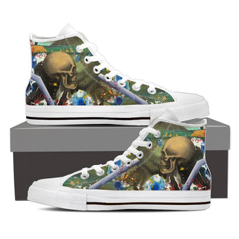 Skull Series IV High Tops