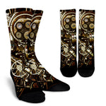 Steampunk IV & V Socks - Hello Moa