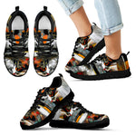 Art Cat Sneakers (Kids)