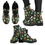 Express Cat & Fish Boots (Women's)