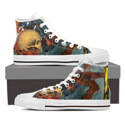 Skull Series VI High Tops