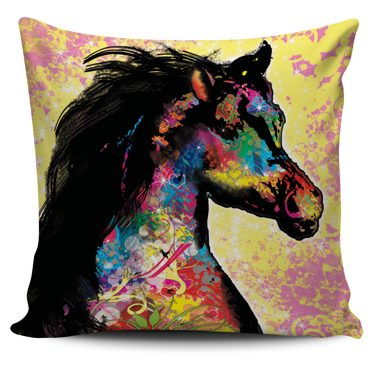 Horse Series V Pillow Covers - Hello Moa