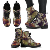Steampunk Gear Boots (Women's)
