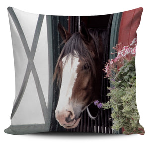 Horse Series III Pillow Covers