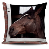 Horse Series II Pillow Cover