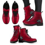 Express Steampunk Rose V Boots (Women's) - Hello Moa