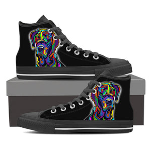 Picasso Lab Pup High Tops