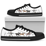 Equestrian Low Top Shoes