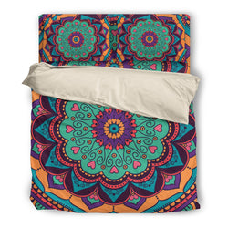 Mandala Bed Set