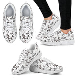 Horse Pattern Shoes (Women's)