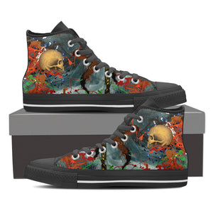 Skull Series VII High Tops