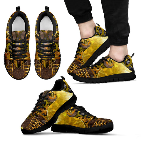 Classic Steampunk Sneakers