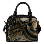 Steampunk Circuit 2 Shoulder Handbag - Hello Moa