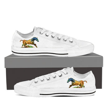 Horse Series II Low Tops